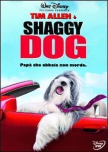 Shaggy Dog. Papà che abbaia... non morde di Brian Robbins - DVD