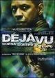 Cover Dvd Déjà vu - Corsa contro il tempo