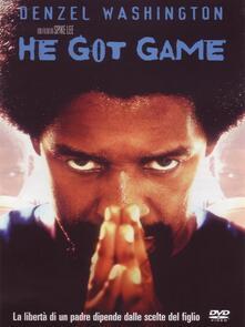 He Got Game di Spike Lee - DVD
