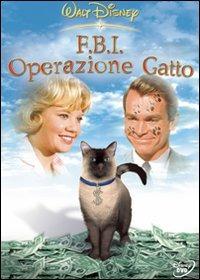 Locandina F.B.I. Operazione gatto