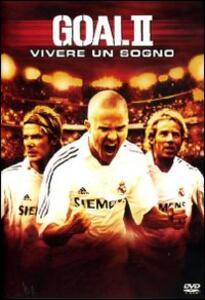 Goal 2. Vivere un sogno di Jaume Collet-Serra - DVD