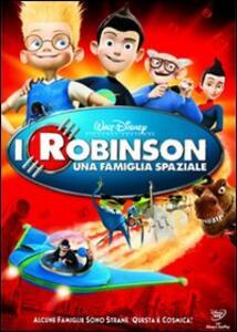 I Robinson. Una famiglia spaziale di Stephen J. Anderson - DVD