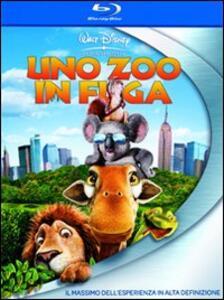 Uno zoo in fuga di Steve 'Spaz' Williams - Blu-ray