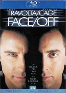 Face Off. Due facce di un assassino di John Woo - Blu-ray