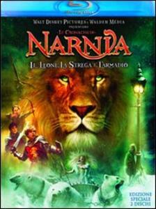 Le cronache di Narnia: il leone, la strega e l'armadio (2 Blu-ray) di Andrew Adamson - Blu-ray