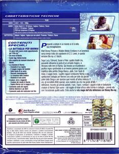 Le cronache di Narnia: il leone, la strega e l'armadio (2 Blu-ray) di Andrew Adamson - Blu-ray - 2