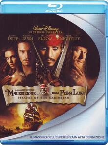 Pirati dei Caraibi. La maledizione della prima luna (2 Blu-ray) di Gore Verbinski - Blu-ray