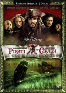 Pirati dei Caraibi. Ai confini del mondo (1 DVD) di Gore Verbinski - DVD