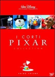 Film I corti Pixar. Collection Alvy Ray Smith John Lasseter Jan Pinkava Ralph Eggleston Bud Luckey