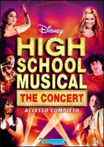 High School Musical. The Concert - DVD
