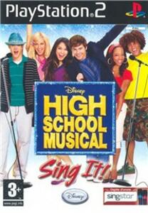 High School Musical: Sing It! (solo gioco)