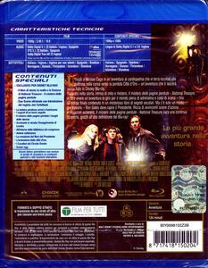 Il mistero delle pagine perdute di Jon Turteltaub - Blu-ray - 2