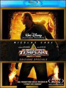 Il mistero dei Templari<span>.</span> Edizione speciale di Jon Turteltaub - Blu-ray