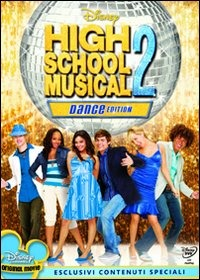 Cover Dvd High School Musical 2