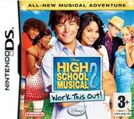Videogiochi Nintendo DS High School Musical 2