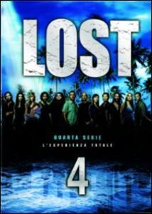 Lost. Stagione 4 (Serie TV ita) (6 DVD) - DVD