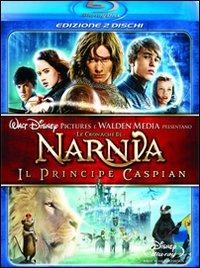 Cover Dvd Le cronache di Narnia: il principe Caspian