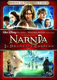 Cover Dvd Le cronache di Narnia: il principe Caspian (2 DVD)