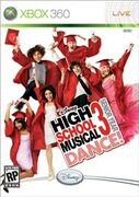 Videogiochi Xbox 360 High School Musical 3: Senior Year DANCE!