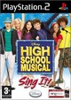 Disney SIng It! High School Musical:(solo gioco)