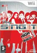 Videogiochi Nintendo WII Disney Sing It! High School Musical 3 (solo gioco)