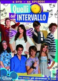 Cover Dvd Quelli dell'intervallo. Vol. 1