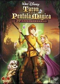 Cover Dvd Taron e la pentola magica