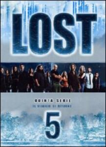 Lost. Stagione 5 (Serie TV ita) (5 DVD) - DVD