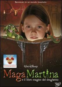 Maga Martina e il libro magico del draghetto di Stefan Ruzowitzky - DVD