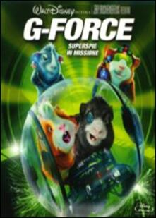 G-Force. Superspie in missione di Hoyt Yeatman - DVD