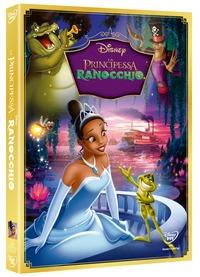 Cover Dvd La principessa e il ranocchio