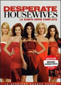 Film Desperate Housewives. Stagione 5