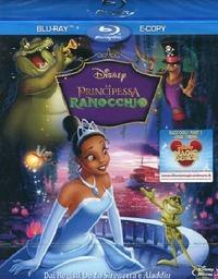 Cover Dvd La principessa e il ranocchio (Blu-ray)