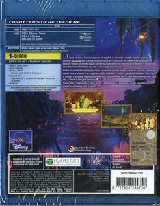 La principessa e il ranocchio di Ron Clements,John Musker - Blu-ray - 2