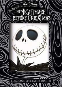 Nightmare Before Christmas<span>.</span> Collector's Edition di Henry Selick - DVD