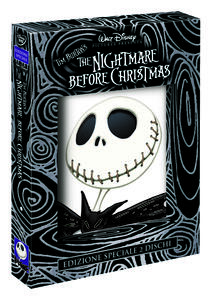Nightmare Before Christmas<span>.</span> Collector's Edition di Henry Selick - DVD - 2
