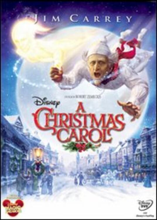 A Christmas Carol di Robert Zemeckis - DVD