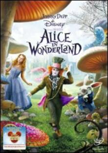 Alice in Wonderland (DVD) di Tim Burton - DVD