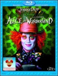 Cover Dvd Alice in Wonderland