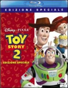 Toy Story 2. Woody e Buzz alla riscossa<span>.</span> Special Edition di John Lasseter - Blu-ray