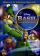 Cover Dvd DVD Basil l'investigatopo