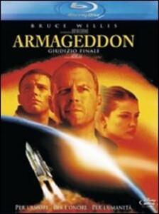 Armageddon. Giudizio finale di Michael Bay - Blu-ray