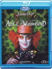Cover Dvd Alice in Wonderland (Blu-ray)