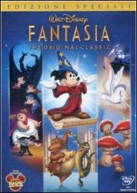 Cover Dvd Fantasia