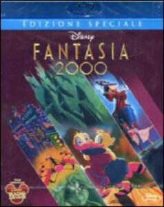 Fantasia 2000 di Hendel Butoy,James Algar,Gaetan Brizzi,Paul Brizzi,Francis Glebas,Eric Goldberg,Pixote Hunt - Blu-ray