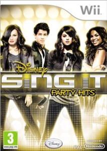 Disney Sing It! Party Hits