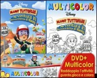 Cover Dvd Manny Tuttofare. L'avventura in motocicletta di Manny (DVD)