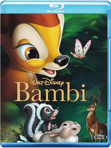 Bambi<span>.</span> Edizione speciale di David Hand,James Algar - Blu-ray