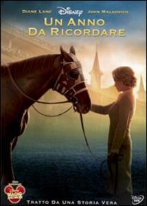 Un anno da ricordare di Randall Wallace - DVD
