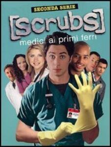 Scrubs. Medici ai primi ferri. Serie 2 (4 DVD) - DVD
